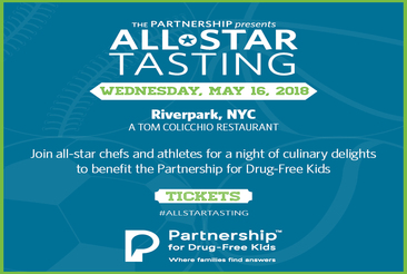Horizon Supports Partnership for Drug-Free Kids Annual All-Star Tasting Event