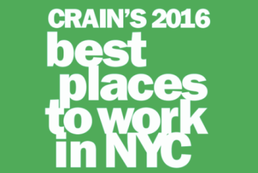 Horizon Named to Crain's Best Places to Work in NYC List for Fourth Consecutive Year